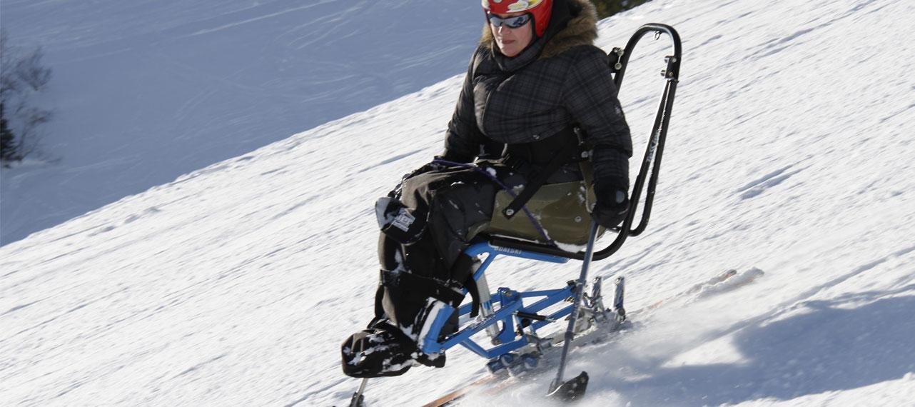 autogestion avec une Chaise roulante électrique
