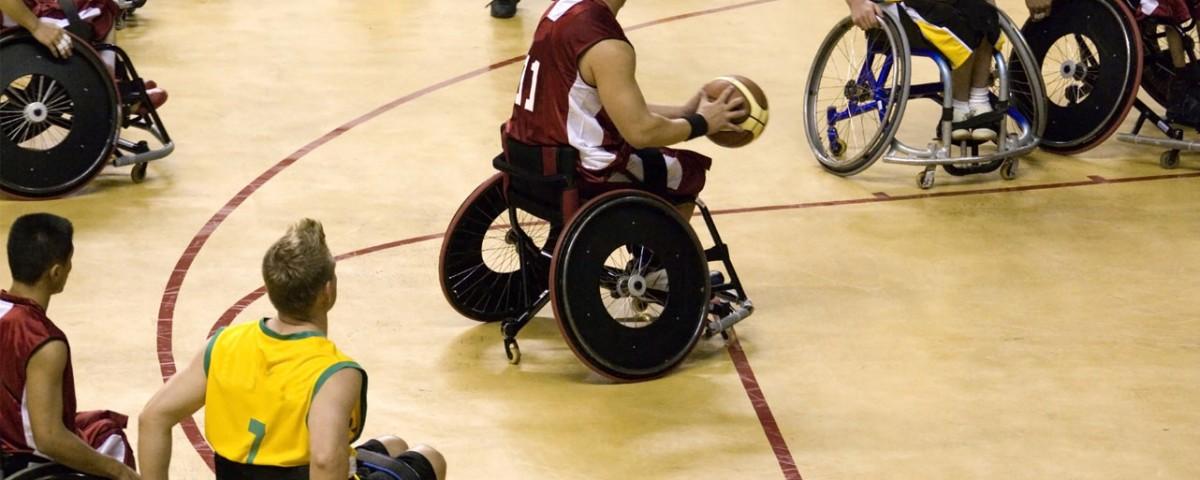 modèle de chaise roulante