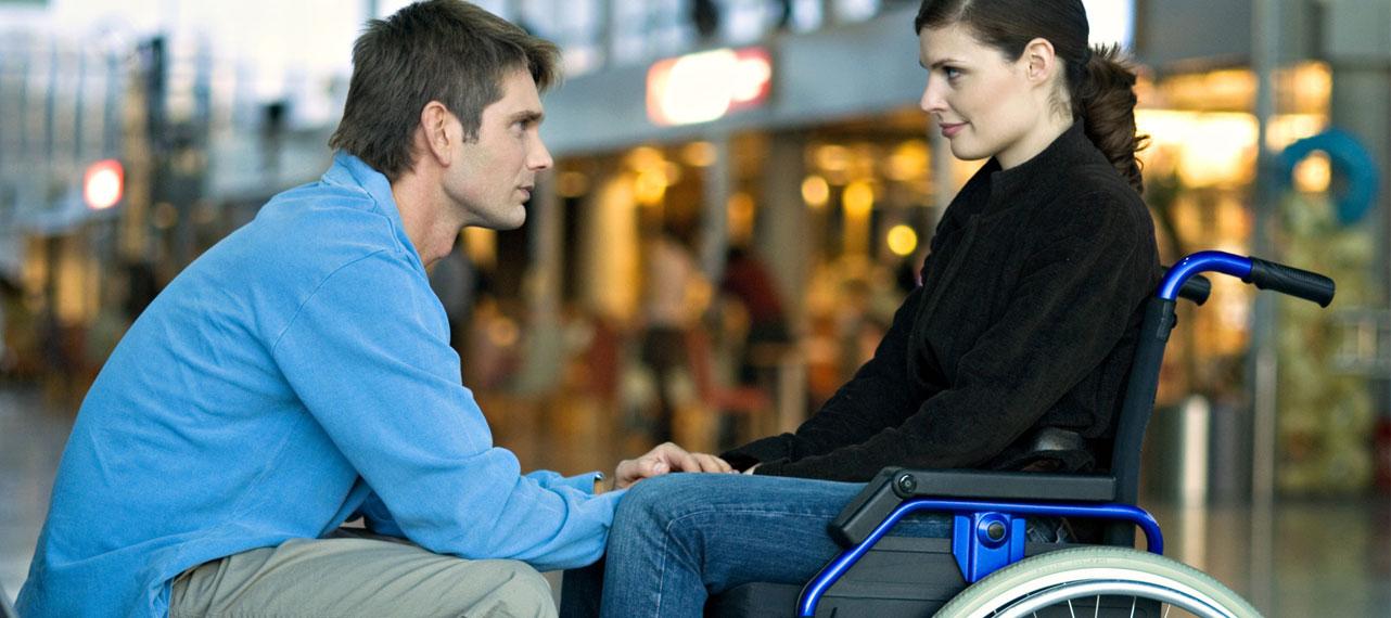 principe fauteuil roulant