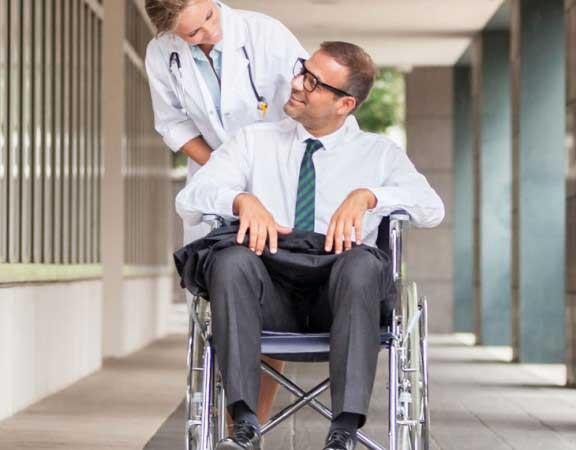 chaise roulante autonomie