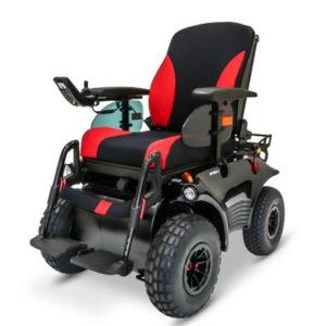 Fauteuil roulant électrique tout terrain Optimus 2